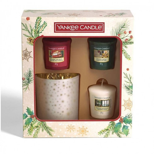 Gift Box 3 Sampler + Bicchiere