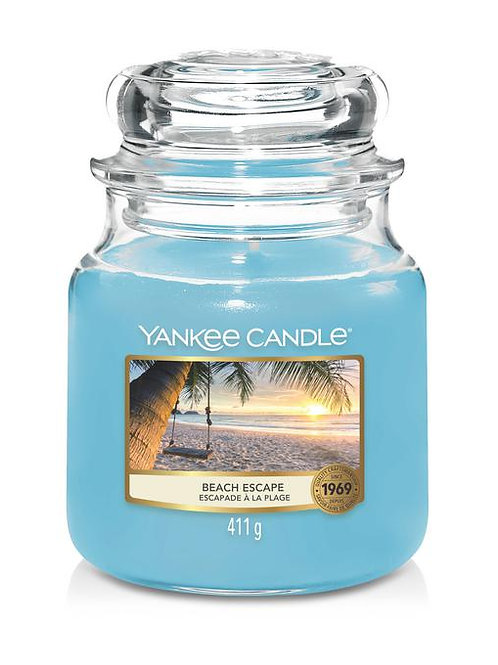 BEACH ESCAPE - Yankee Candle - Giara Media