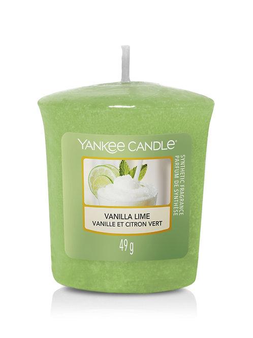 Vanilla Lime - Yankee Candle - Votivo