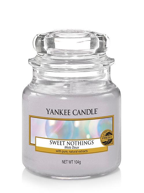 Sweet Nothing - Yankee Candle - Giara piccola