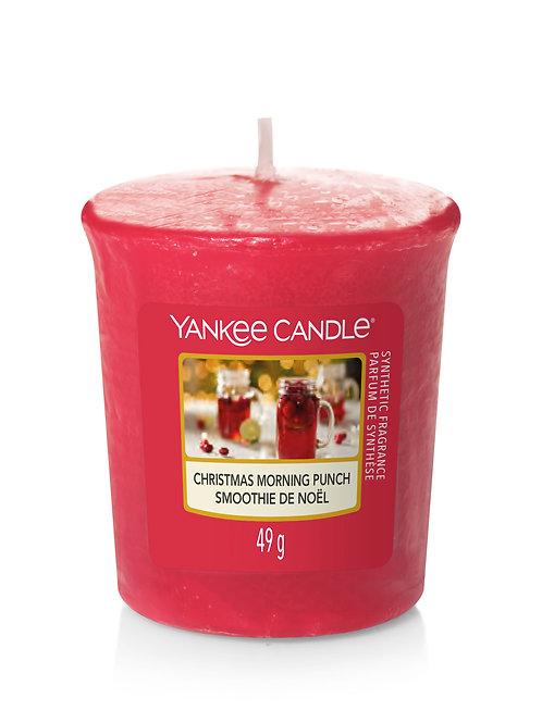 Christmas morning punch - Yankee Candle - Votivo