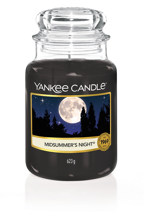 Midsummer night - Yankee candle - Giara Grande