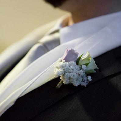 fiore occhiello glicine wedding planner