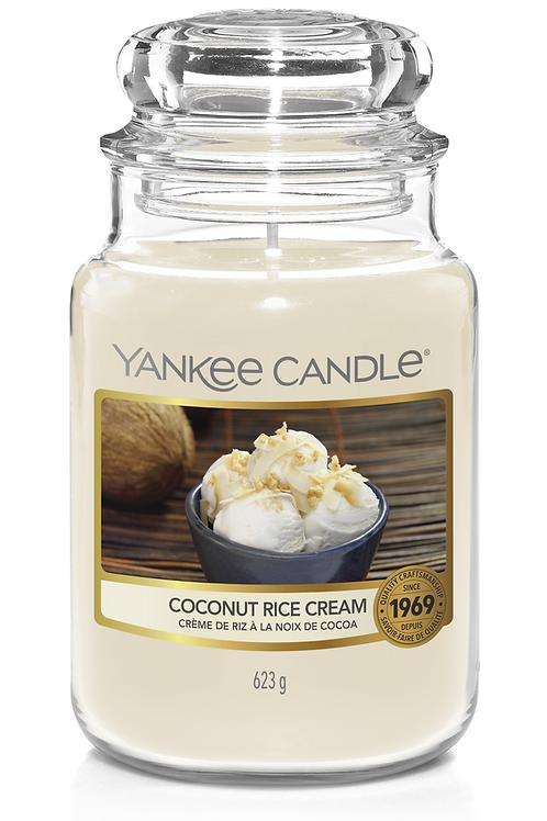 COCONUT RICE CREAM - Yankee Candle - Giara Grande
