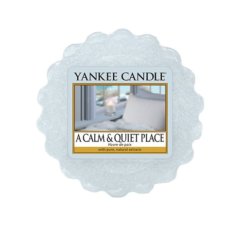 A calm and quite place - Yankee Candle - Tart