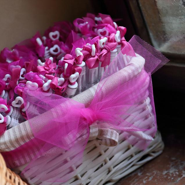 bolle sapone wedding planner brescia