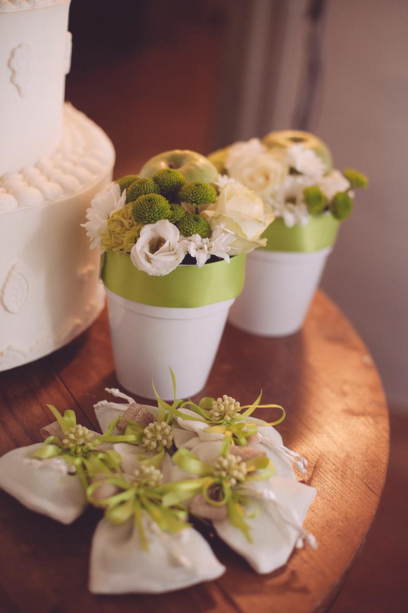 tableau mariage verde acido