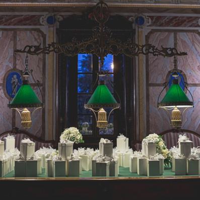 tavolo bomboniere wedding planner bresci
