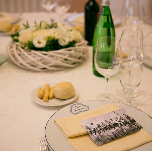 tableau mariage foto storiche wedding planner