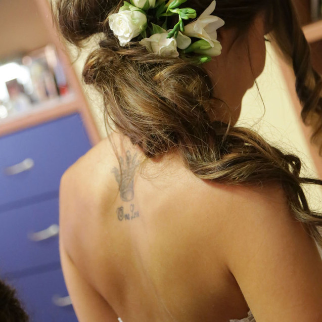 acconciatura sposa brescia manerbio wedding