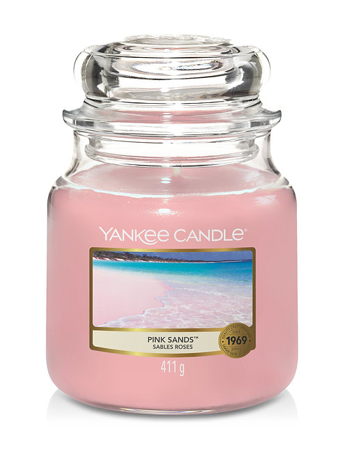 Pink Sands - Yankee Candle - Giara media