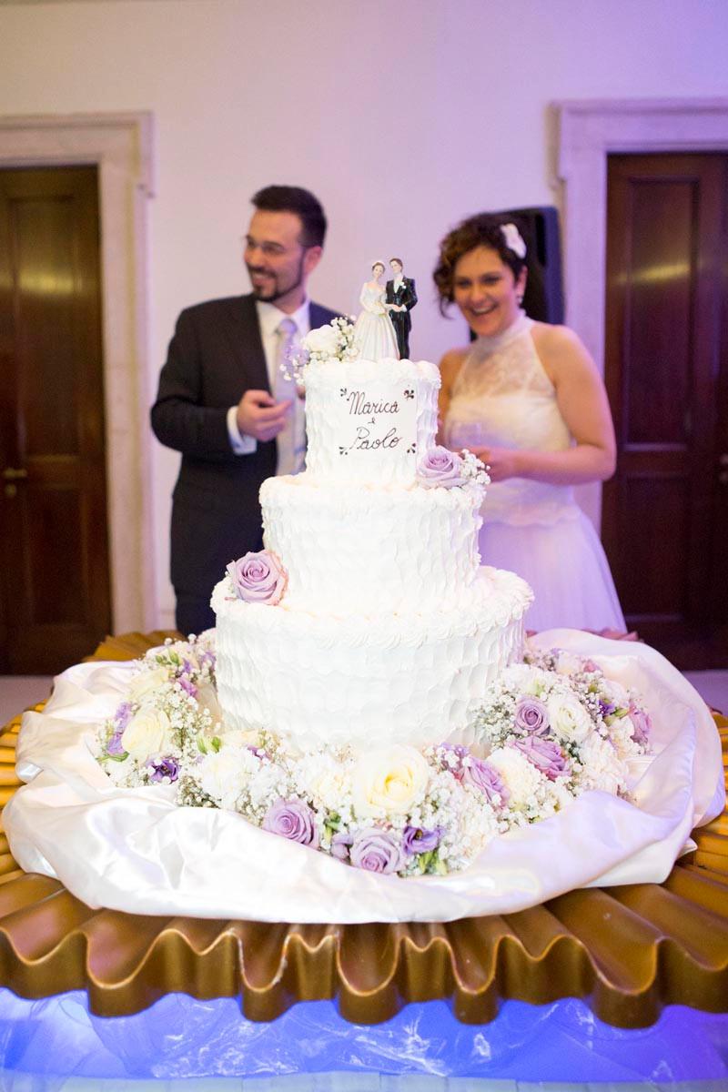 wedding cake glicine wedding planner