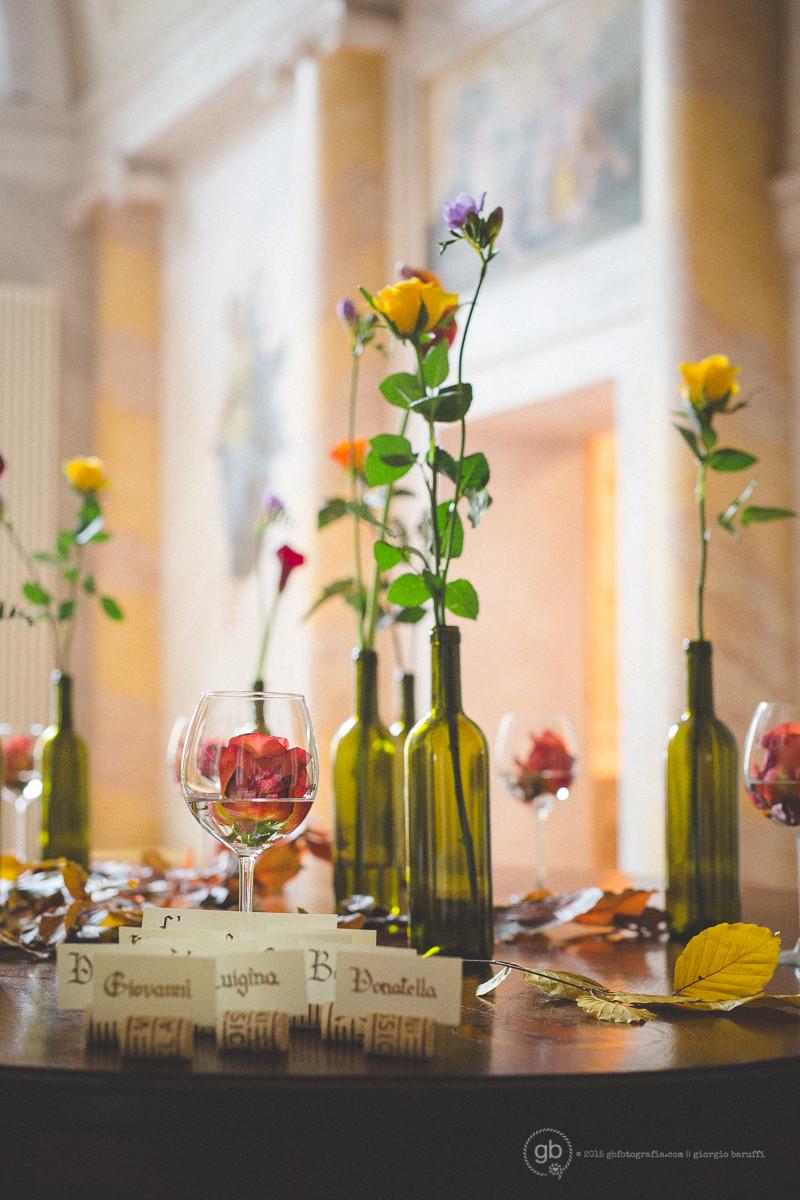 tableau mariage vino autunnale wedding planner