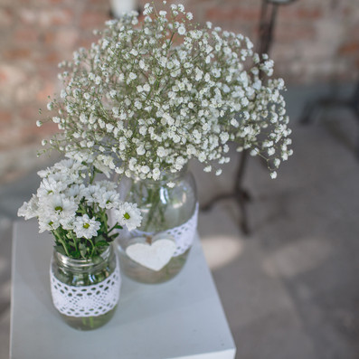 fiori matrimonio shabby chic brescia