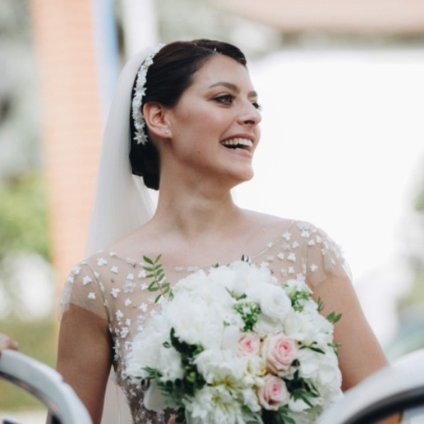 arrivo della sposa wedding planner brescia