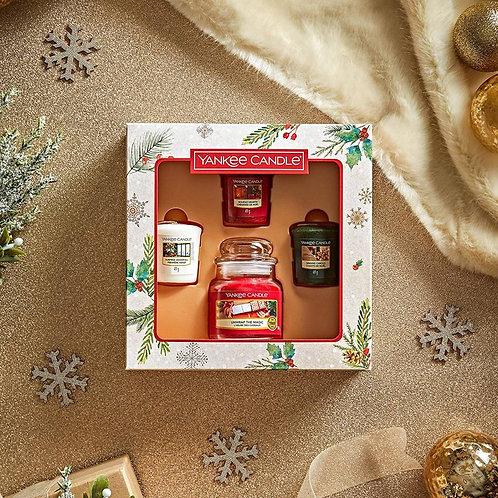 Gift Box 1 Giara piccola + 3 sampler