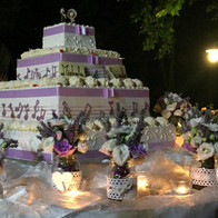 wedding cake lavanda wedding planner brescia