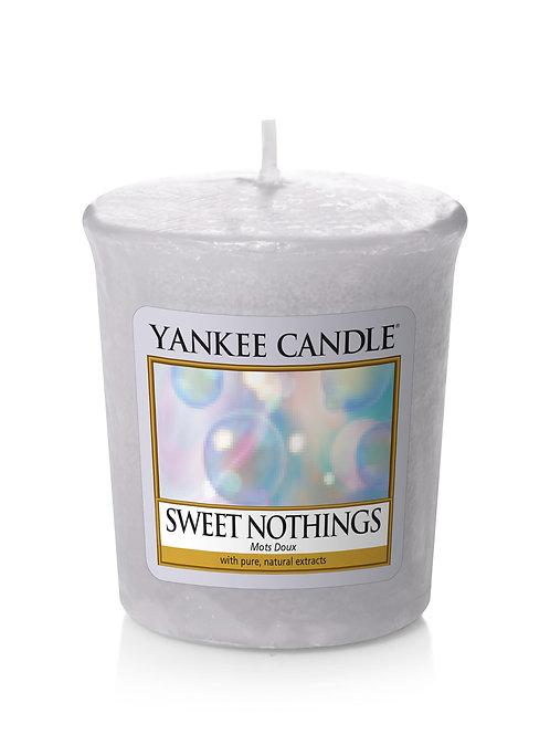 Sweet Nothing - Yankee Candle - Votivo