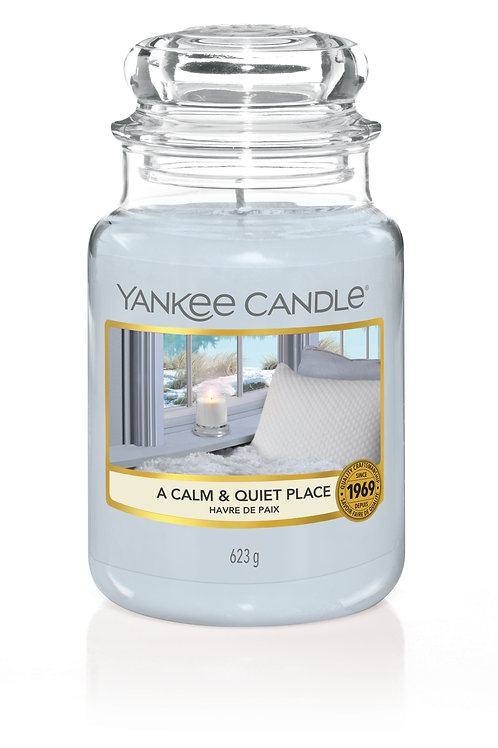 A calm and quite place - Yankee candle - Giara Grande