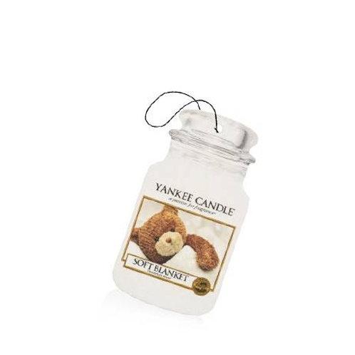 Soft Blanket - Car Jar Yankee Candle
