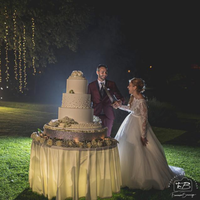 wedding cake bianca argento wedding planner