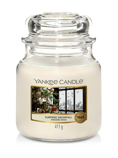 Surprise Snowfall - Yankee Candle - Giara media