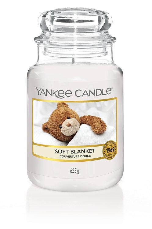 Soft Blanket - Yankee candle - Giara Grande