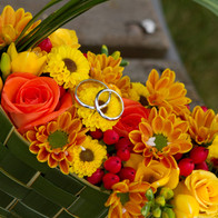 bouquet sposa borsetta design