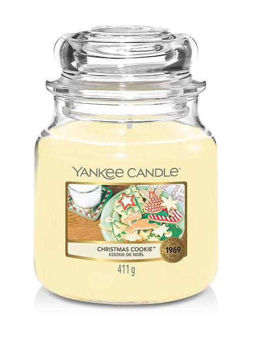 Christmas Cookie - Yankee Candle - Giara media