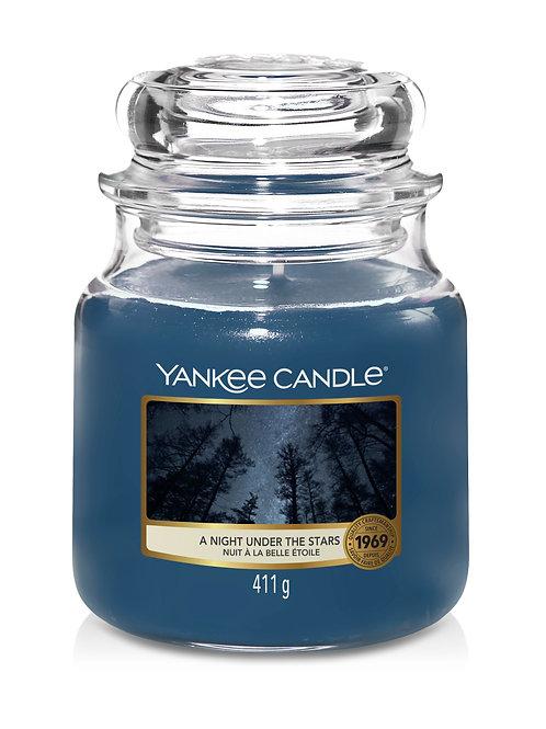 A night under the stars - Yankee Candle - Giara media