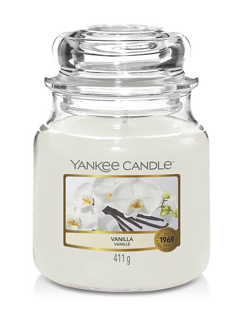 Vanilla - Yankee Candle - Giara media