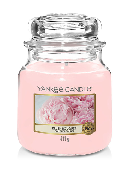 Blush bouquet - Yankee Candle - Giara media