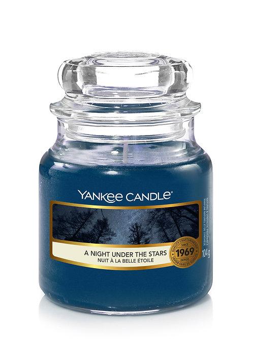 A night under the stars - Yankee Candle - Giara piccola