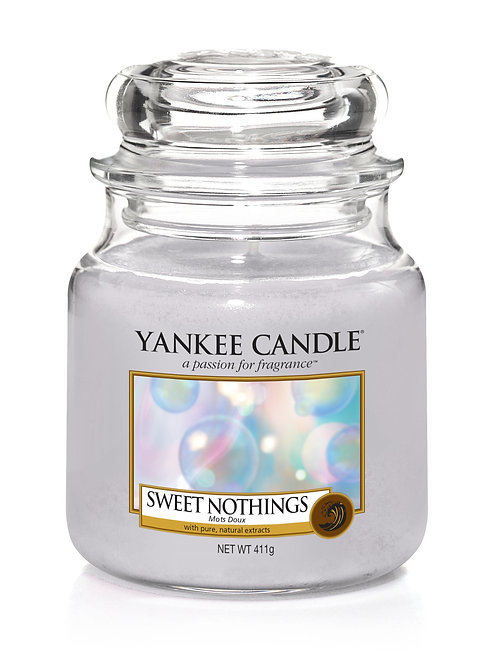 Sweet Nothing - Yankee Candle - Giara media