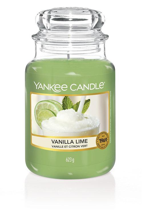 Vanilla Lime - Yankee candle - Giara Grande