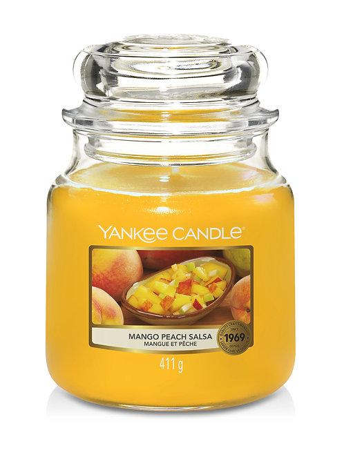 Mango peach salsa - Yankee Candle - Giara media