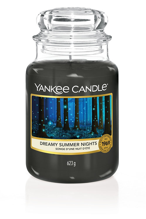 Dreamy summer nights - Yankee candle - Giara Grande
