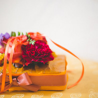 cuscino fedi autunnale wedding planner