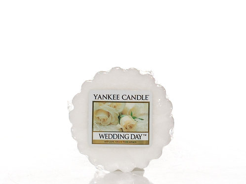 Wedding Day - Yankee Candle - Tart