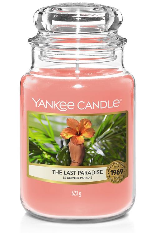 THE LAST PARADISE - Yankee Candle - Giara grande
