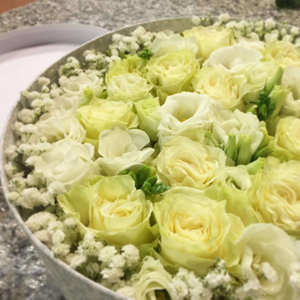 centrotavola flower box brescia manerbio