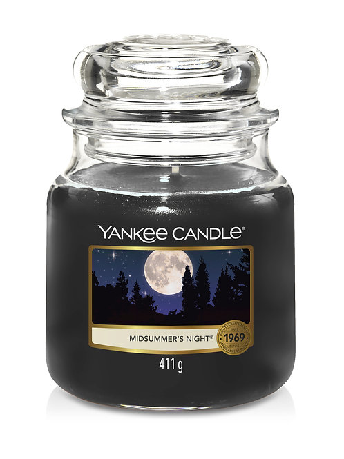 Midsummer Night - Yankee Candle - Giara media