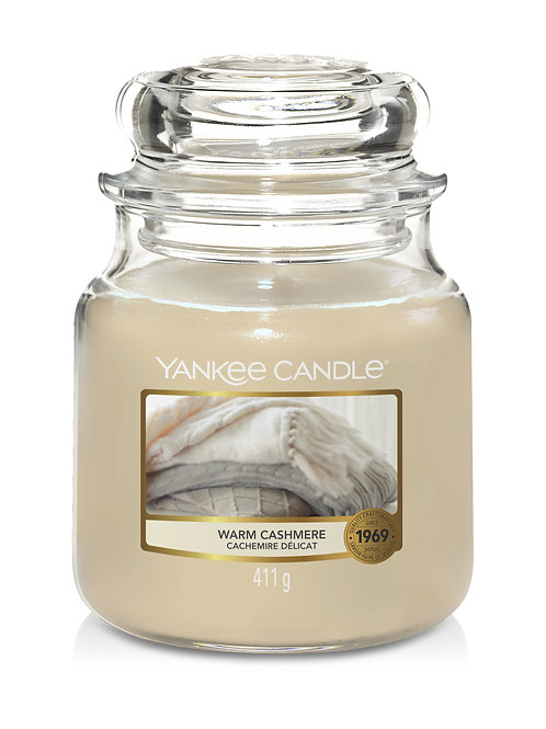Warm Cashmere - Yankee Candle - Giara media
