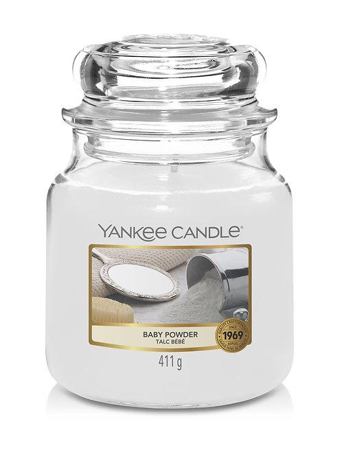 Baby powder - Yankee Candle - Giara media