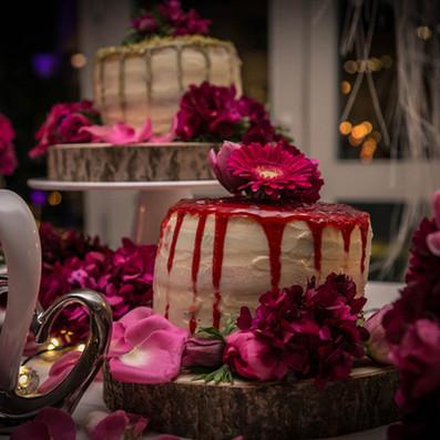 wedding naked cake wedding planner brescia