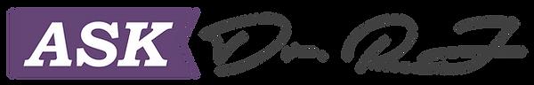 Ask Dr. RJ logo