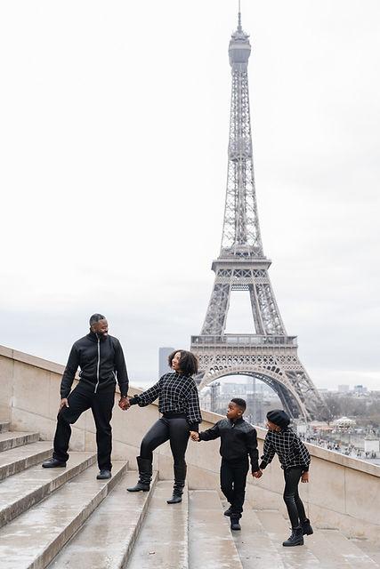Dr. RJ Family in Paris