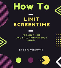 eBook- How to Limit Screentime For Your Kids