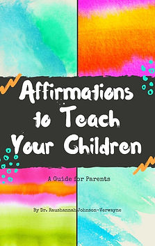 eBook- Dr RJ-Affirmations to teach your children