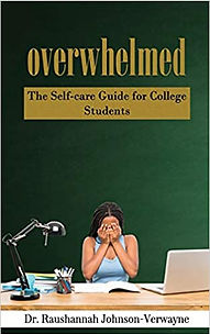 eBook: Overwhelmed: The Self-care Guide for College Students